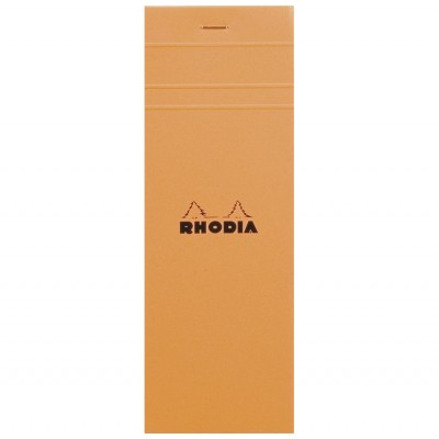 Bloc-notes Perforé 7,4x21 cm Rhodia N°8