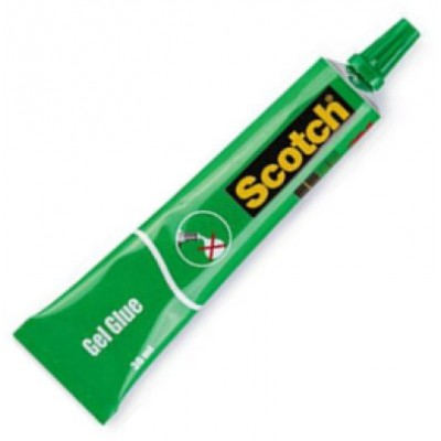 Scotch Tube de colle Gel Universel 30 ml