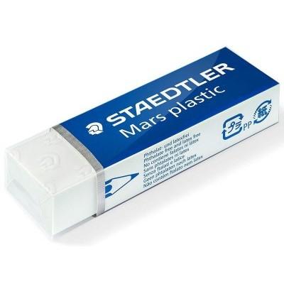 Gomme blanche Staedtler Mars Plastic Haute Qualité