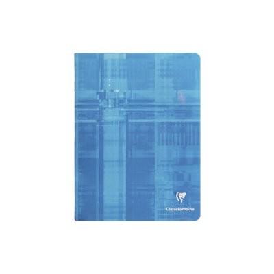 Cahier classique 17x22cm 48 pages petits carreaux 5x5