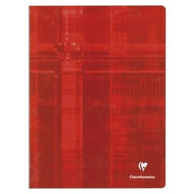 Cahier classique 24x32 144 pages petits carreaux 5x5