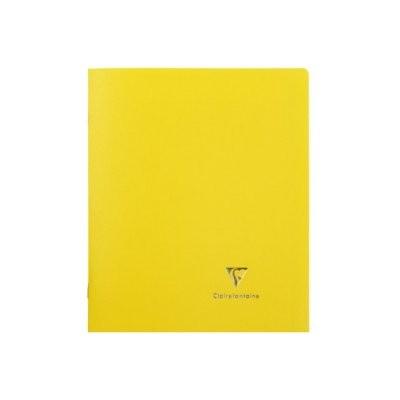 Cahier Koverbook 17x22cm 96 pages grands carreaux Couverture opaque